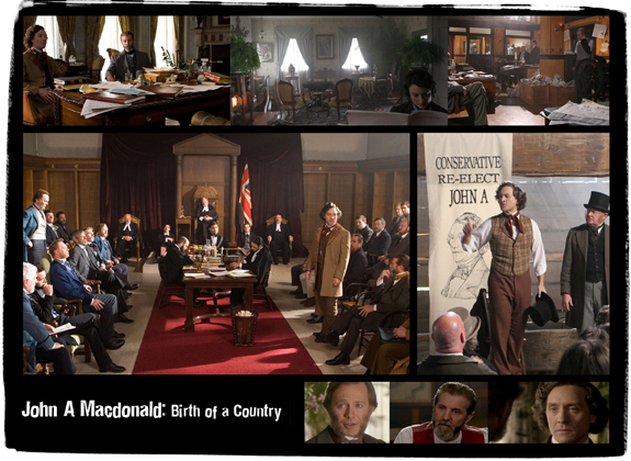 John A: The Birth of a Country<br />  <em>TV Movie for CBC</em>