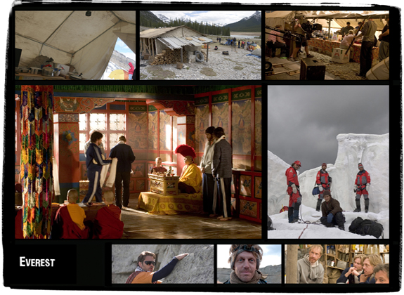 Everest 82<br />  <em>Mini-series (shot in Alberta & BC) for CBC, Screen Door/Alberta Film Works</em>
